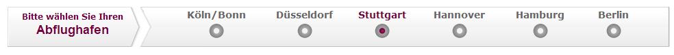 Screenshot germanwings.com