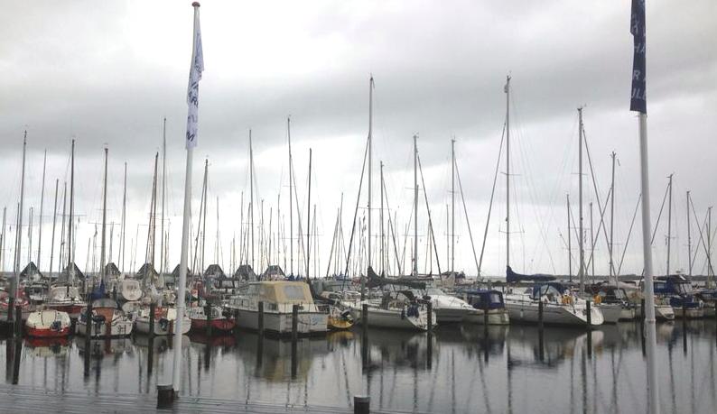 Jachthafen von Skive