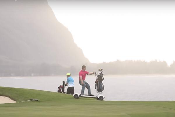 Golfboard: Golf Carts waren gestern