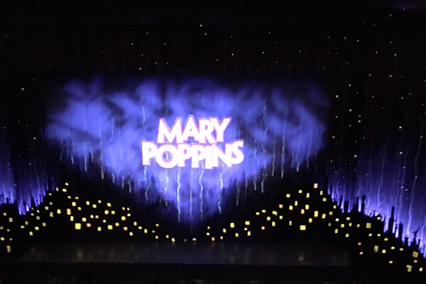 Mary Poppins – das Musical: Premiere in Stuttgart
