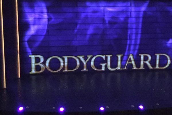 Premiere von Bodyguard – das Musical in Stuttgart