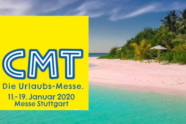 CMT 2020 – Reisetrends, Testparcours & Ticket-Gewinnspiel