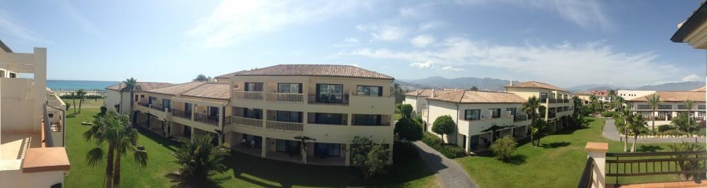 Panorama-Bild ROBINSON Playa Granada