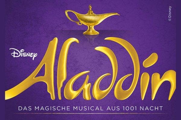 Aladdin – Das Musical kommt nach Stuttgart