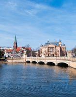 Schwerin_Dom_Wasser