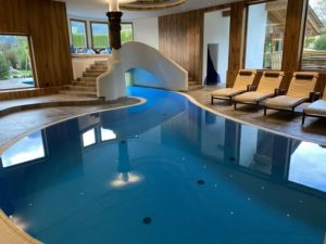 Sporthotel Ellmau Pool